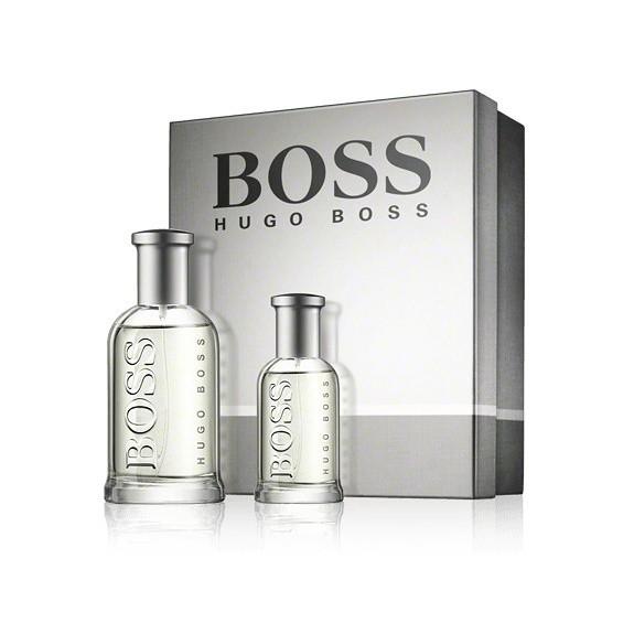Hugo Boss No.6 Bottled, Dárková sada, toaletní voda 100ml + toaletní voda 30ml, Pánska vôňa