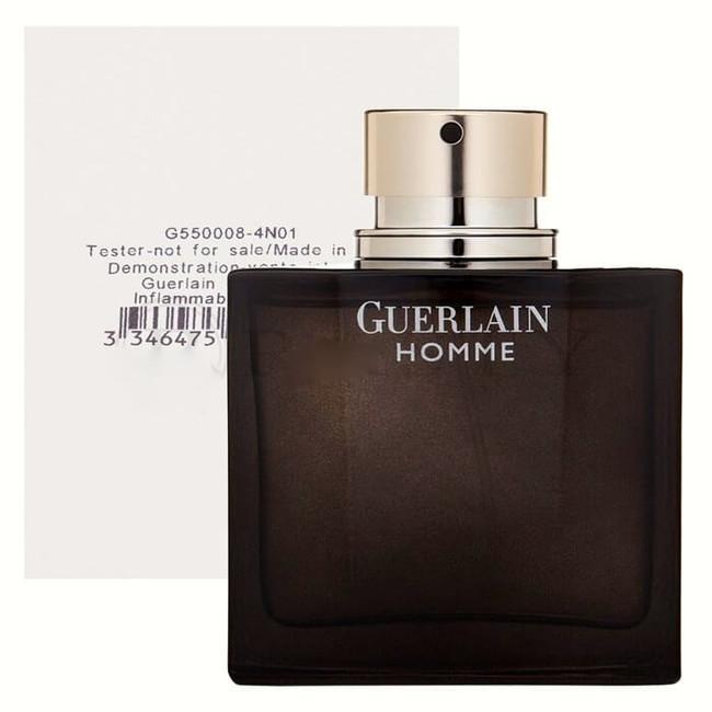 Guerlain Homme Intense, Parfémovaná voda - Tester, 80ml, Pánska vôňa