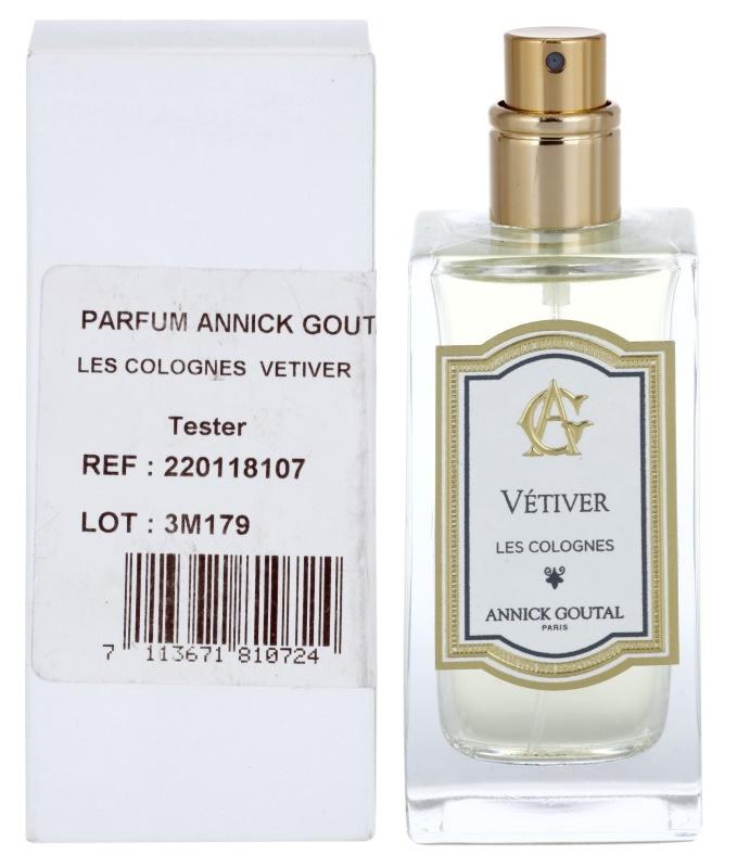 Annick Goutal Les Colognes - Vetiver, Kolínská voda - Tester, 200ml, Unisex vôňa