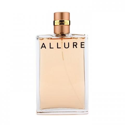 Chanel Allure - bez krabice, s víčkem, Parfémovaná voda, 100ml, Dámska vôňa