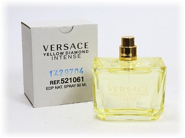 Versace Yellow Diamond Intense, Parfémovaná voda - Tester, 90ml, Dámska vôňa