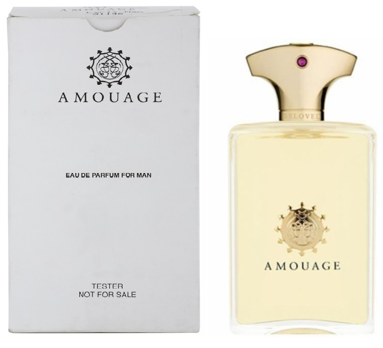 Amouage Beloved Man, 100ml, Parfémovaná voda - Tester