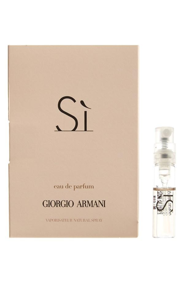 Giorgio Armani Si, 1.5ml, Parfémovaná voda