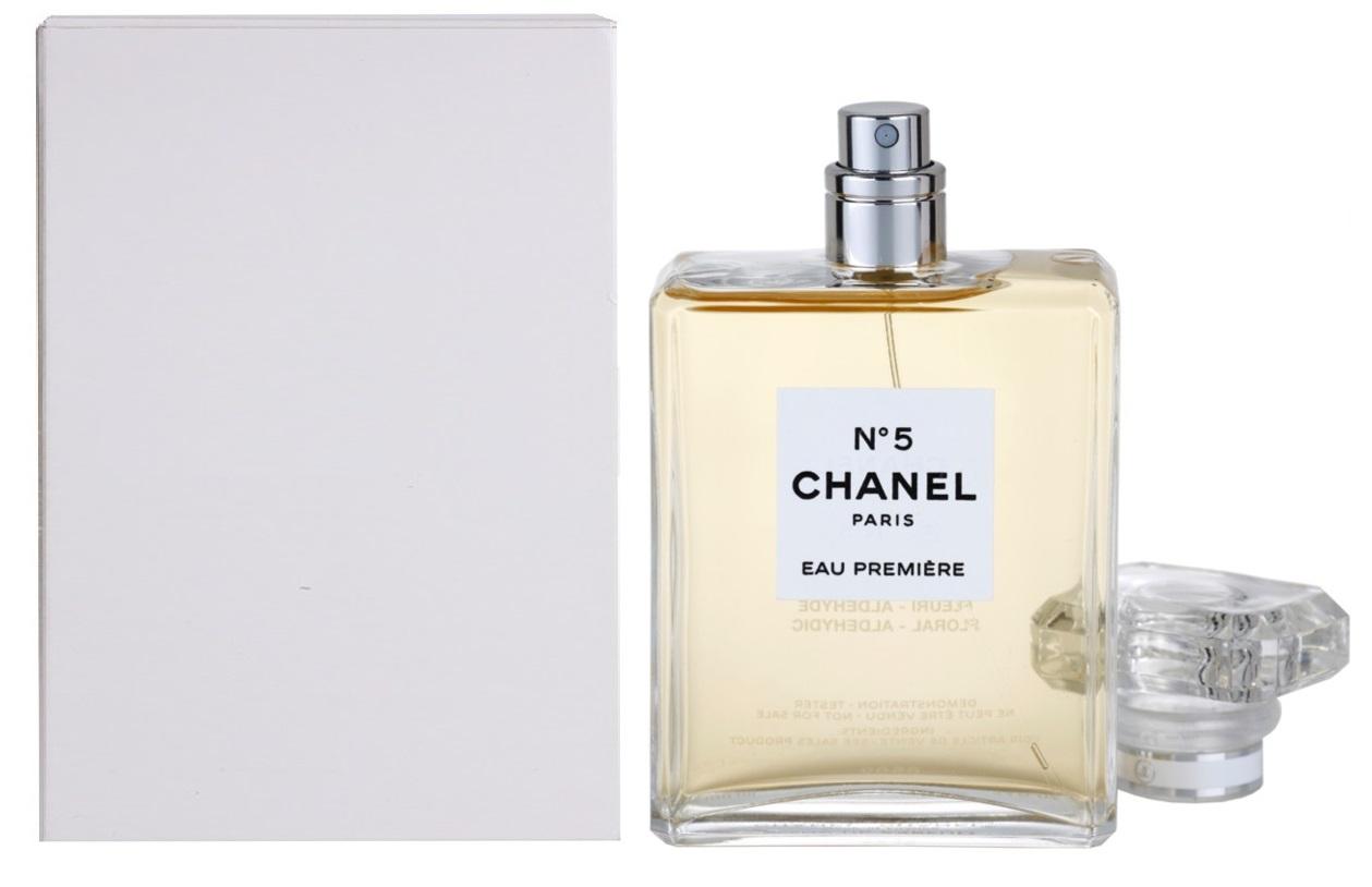 Chanel No.5 Eau Premiere, Parfémovaná voda - Tester, Dámska vôňa, 100ml