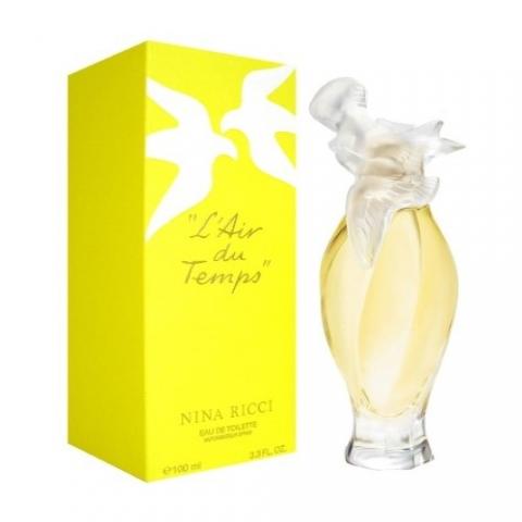 Nina Ricci L´Air Du Temps, Toaletní voda, 100ml, Dámska vôňa