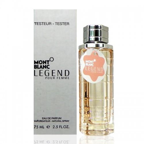 Mont Blanc Legend Pour Femme, 75ml, Parfémovaná voda - Tester