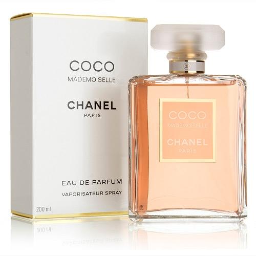Chanel Coco Mademoiselle, 200ml, Parfémovaná voda