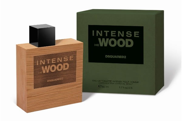 Dsquared2 He Wood Intense, Toaletní voda, 50ml, Pánska vôňa