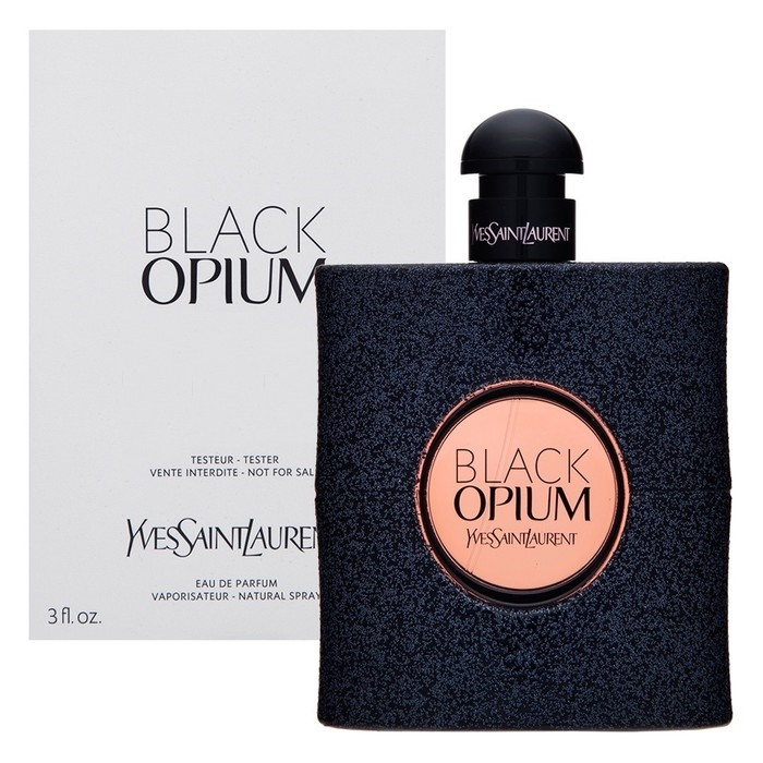 Yves Saint Laurent Opium Black, 90ml, Parfémovaná voda - Tester