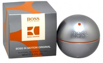 Hugo Boss In Motion, Toaletní voda, 90ml, Pánska vôňa
