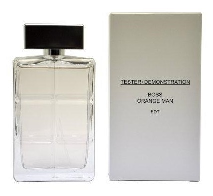 Hugo Boss Orange Man, 100ml, Toaletní voda - Tester