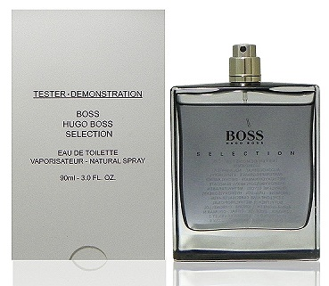 Hugo Boss Selection, 90ml, Toaletní voda - Tester