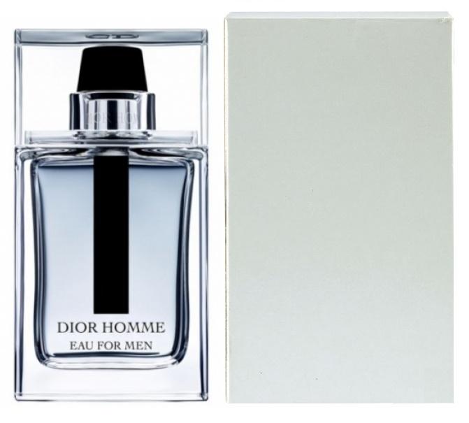Christian Dior Dior Homme Eau for Men, 100ml, Toaletní voda - Tester