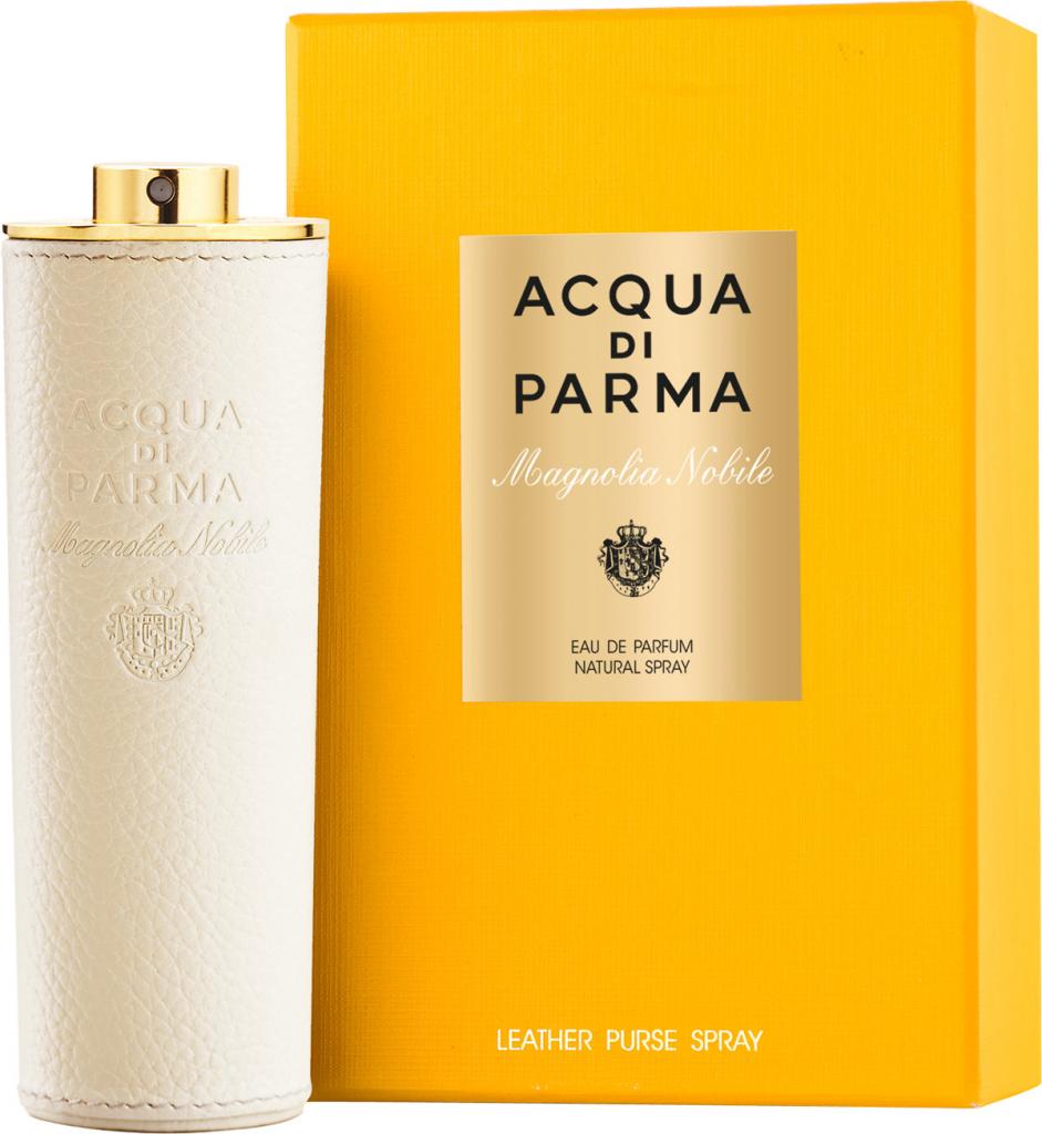Acqua Di Parma Magnolia Nobile + s koženým pouzdrem, 20ml, Parfémovaná voda