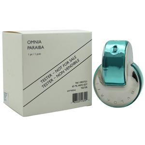 Bvlgari Omnia Paraiba, 65ml, Toaletní voda - Tester