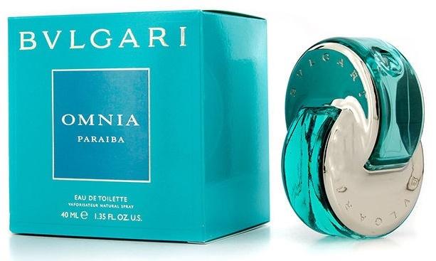 Bvlgari Omnia Paraiba, Toaletní voda, 40ml, Dámska vôňa