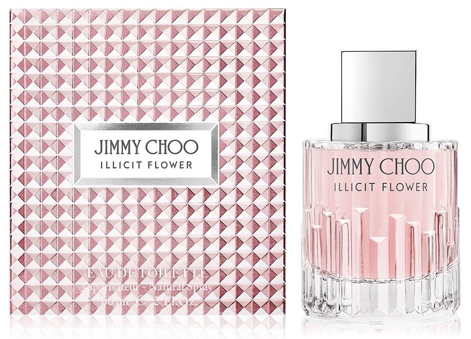 Jimmy Choo Illicit Flower, Toaletní voda, 60ml, Dámska vôňa