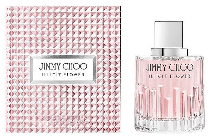 Jimmy Choo Illicit Flower, Toaletní voda, 100ml, Dámska vôňa