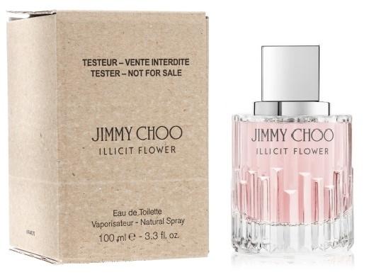 Jimmy Choo Illicit Flower, Toaletní voda - Tester, 100ml, Dámska vôňa