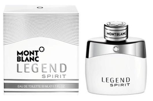 Mont Blanc Legend Spirit, 50ml, Toaletní voda