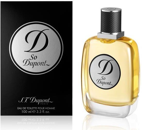 S.T.Dupont So Dupont, 100ml, Toaletní voda