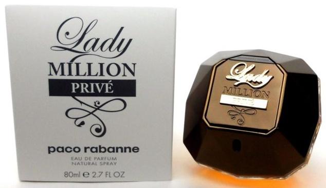 Paco Rabanne Lady Million Privé, 80ml, Parfémovaná voda - Tester