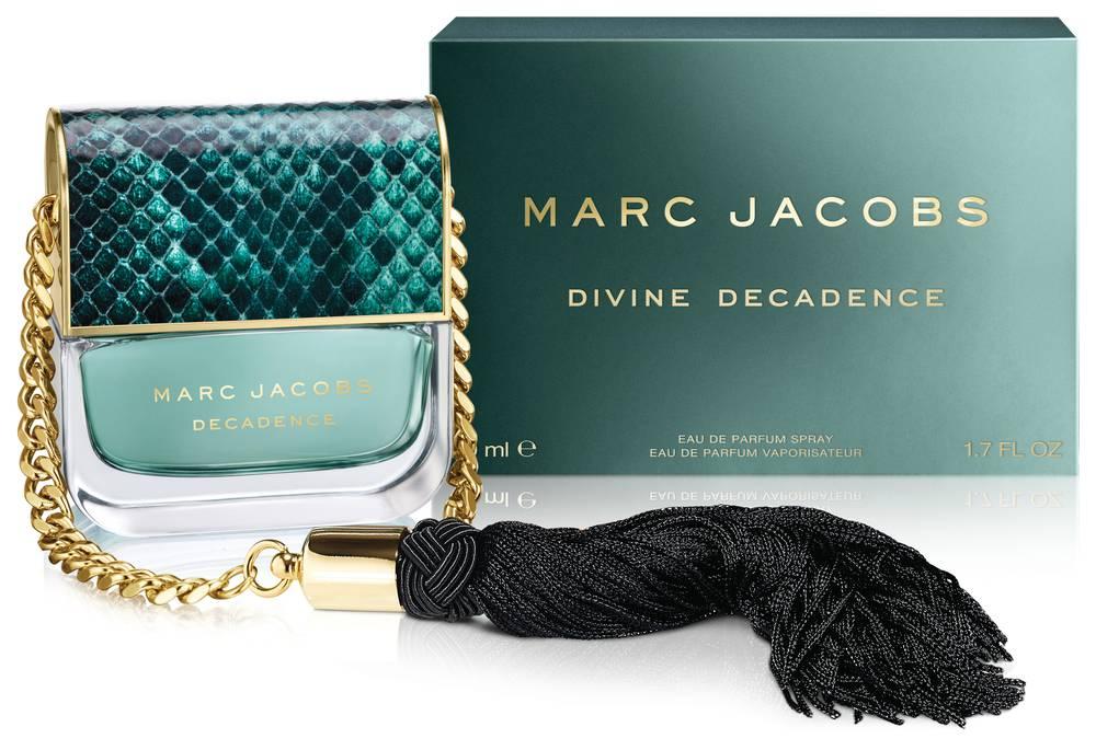 Marc Jacobs Divine Decadence, 50ml, Parfémovaná voda