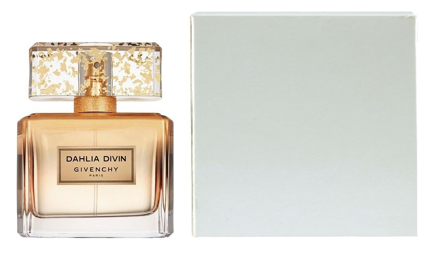 Givenchy Dahlia Divin Le Nectar de Parfum Intense, 75ml, Parfémovaná voda - Tester