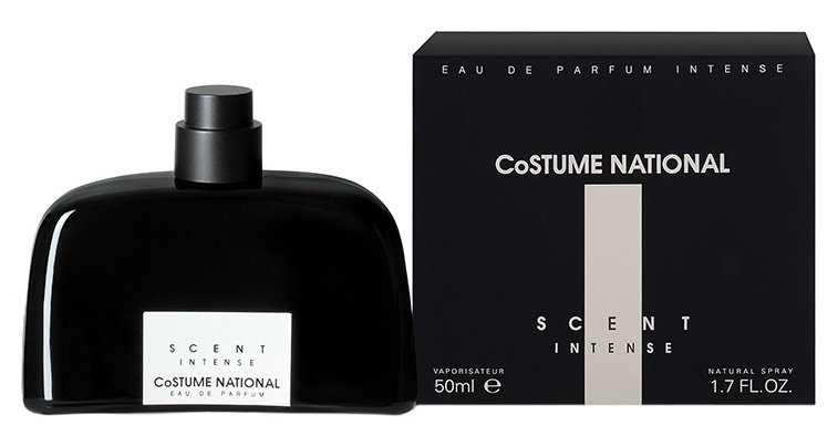 Costume National Scent Intense, Parfémovaná voda, Unisex vôňa, 50ml