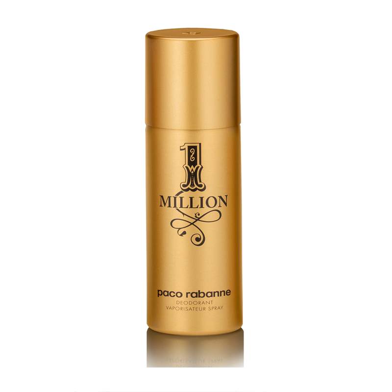 Paco Rabanne 1 Million, Deospray, 150ml, Pánska vôňa