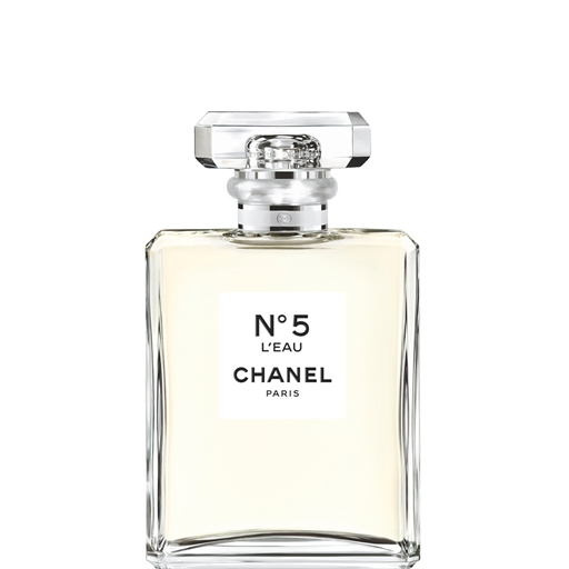 Chanel No.5 L ´Eau - bez krabice, s víčkem, 100ml, Toaletní voda
