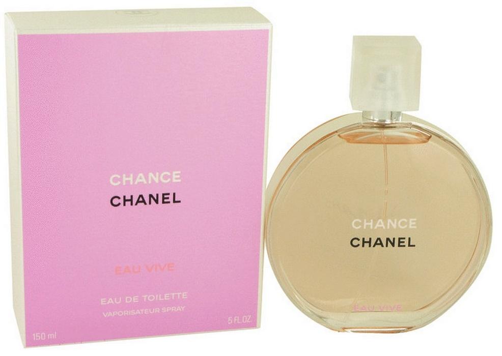Chanel Chance Eau Vive, Toaletní voda, Dámska vôňa, 150ml