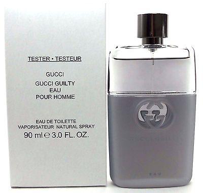 Gucci Guilty Eau Pour Homme, Toaletní voda - Tester, Pánska vôňa, 90ml