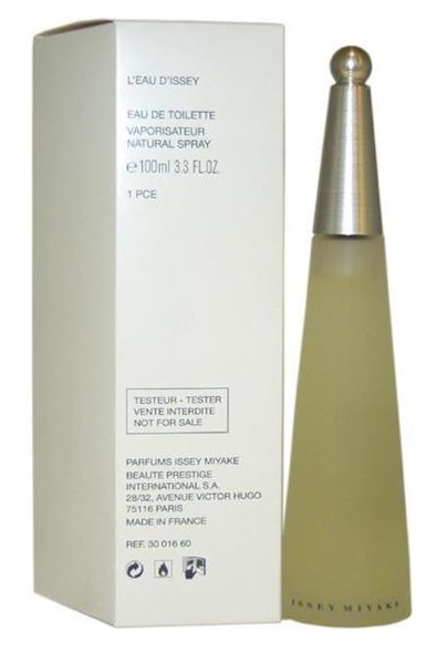 Issey Miyake L´Eau D´Issey, 100ml, Toaletní voda - Tester