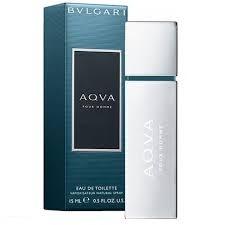 Bvlgari Aqva pour Homme, Toaletní voda, 15ml, Pánska vôňa