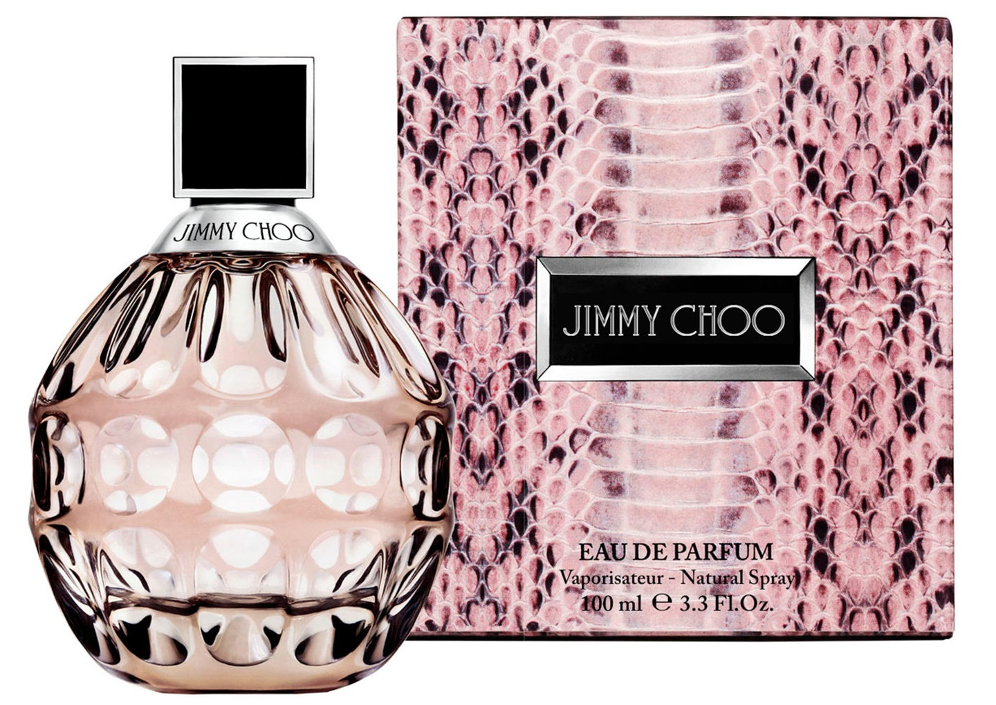 Jimmy Choo Jimmy Choo for Women, Parfémovaná voda, Dámska vôňa, 100ml
