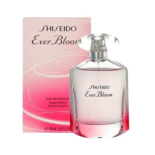 Shiseido Ever Bloom, Parfémovaná voda, 50ml, Dámska vôňa