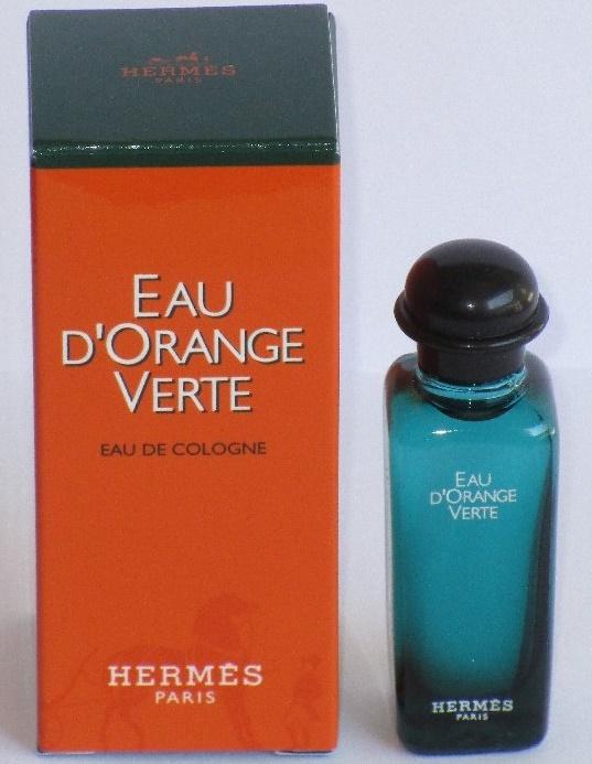 Hermes Eau d´Orange Verte, Kolínská voda, Unisex vôňa, 7.5ml