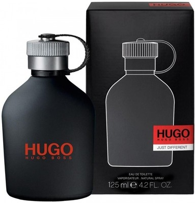 Hugo Boss Just Different, Toaletní voda, 125ml, Pánska vôňa