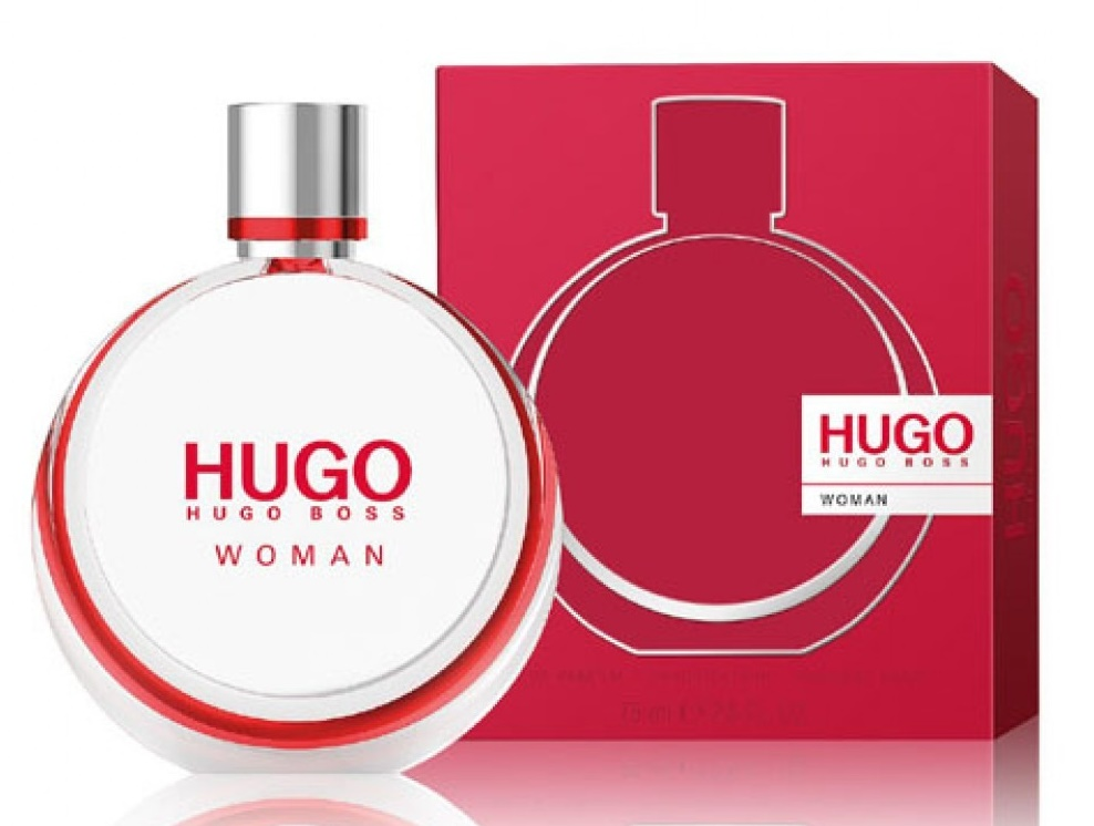 Hugo Boss Hugo Woman, Parfémovaná voda, 75ml, Dámska vôňa