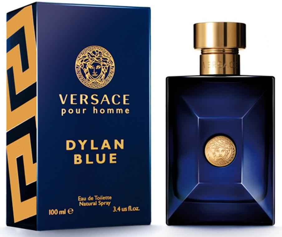 Versace Dylan Blue, 100ml, Toaletní voda