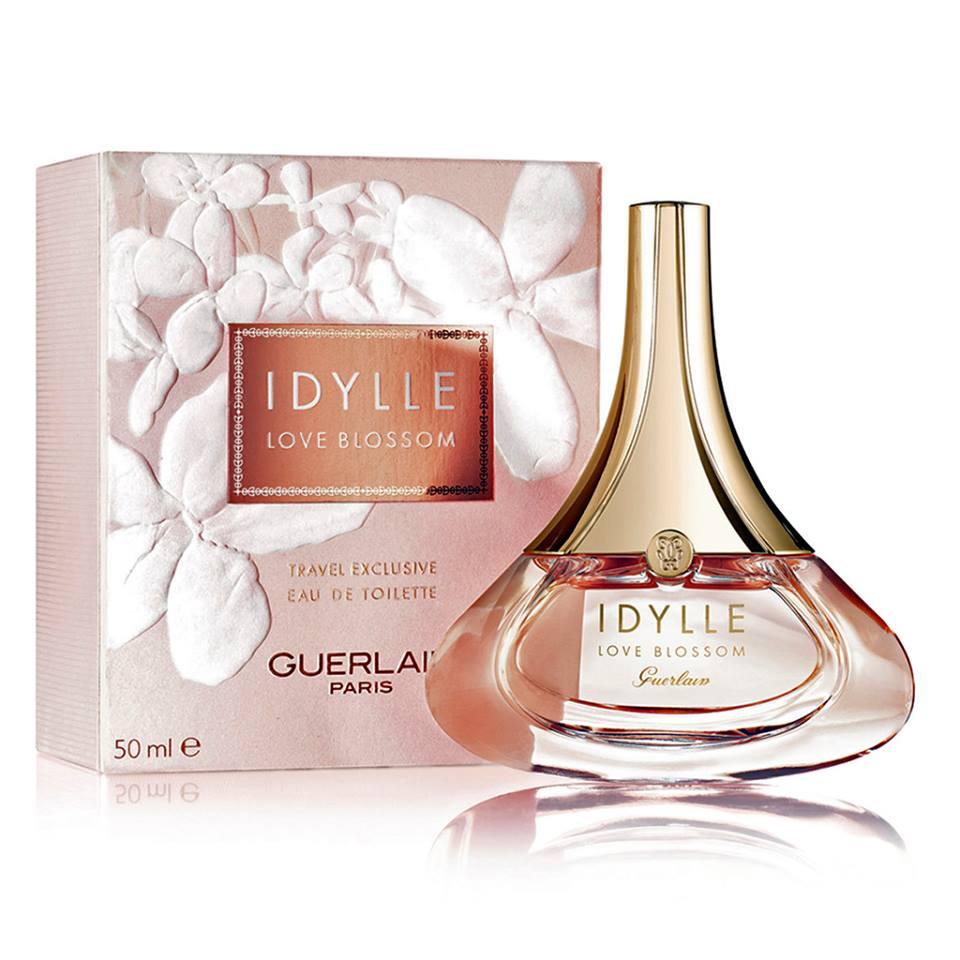 Guerlain Idylle Love Blossom, 50ml, Toaletní voda