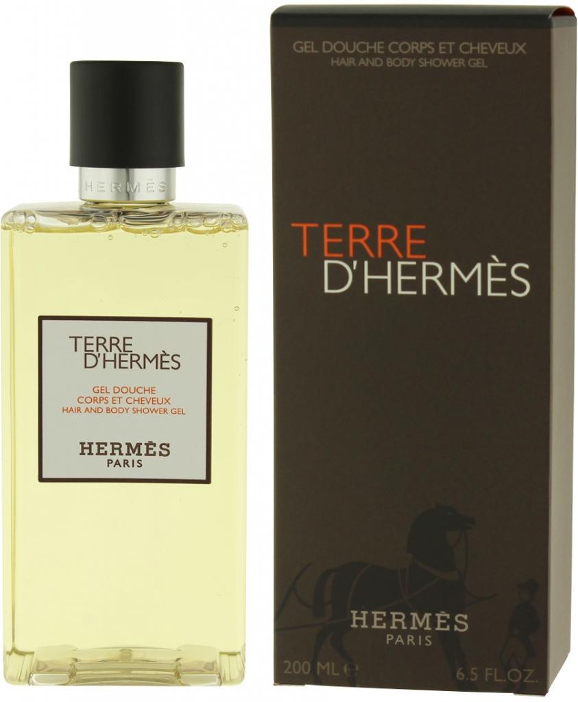 Hermes Terre D´Hermes, Sprchový gel, 200ml, Pánska vôňa