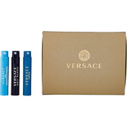 Versace mini set, Dárková sada, Eros 1ml + pour Homme 1ml + Man Eau Fraiche 1ml, Pánska vôňa