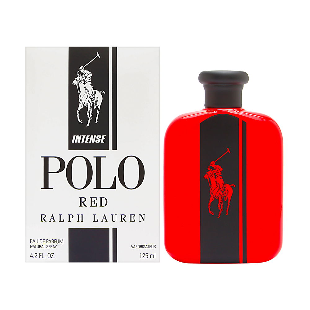 Ralph Lauren Polo Red Intense, 125ml, Parfémovaná voda - Tester