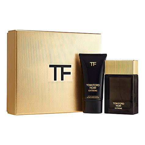 Tom Ford Noir Extreme, Dárková sada, Pánska vôňa, parfémovaná voda 100ml + balsám po holení 75ml