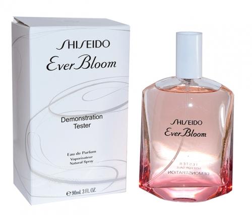 Shiseido Ever Bloom, 90ml, Parfémovaná voda - Tester
