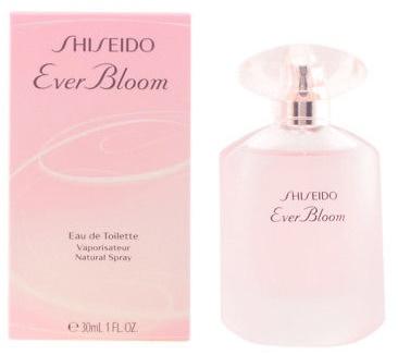Shiseido Ever Bloom, Toaletní voda, 30ml, Dámska vôňa