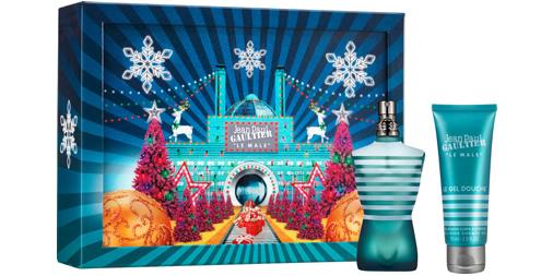 Jean Paul Gaultier Le Male, Dárková sada, toaletní voda 75ml + sprchový gel 75ml, Pánska vôňa