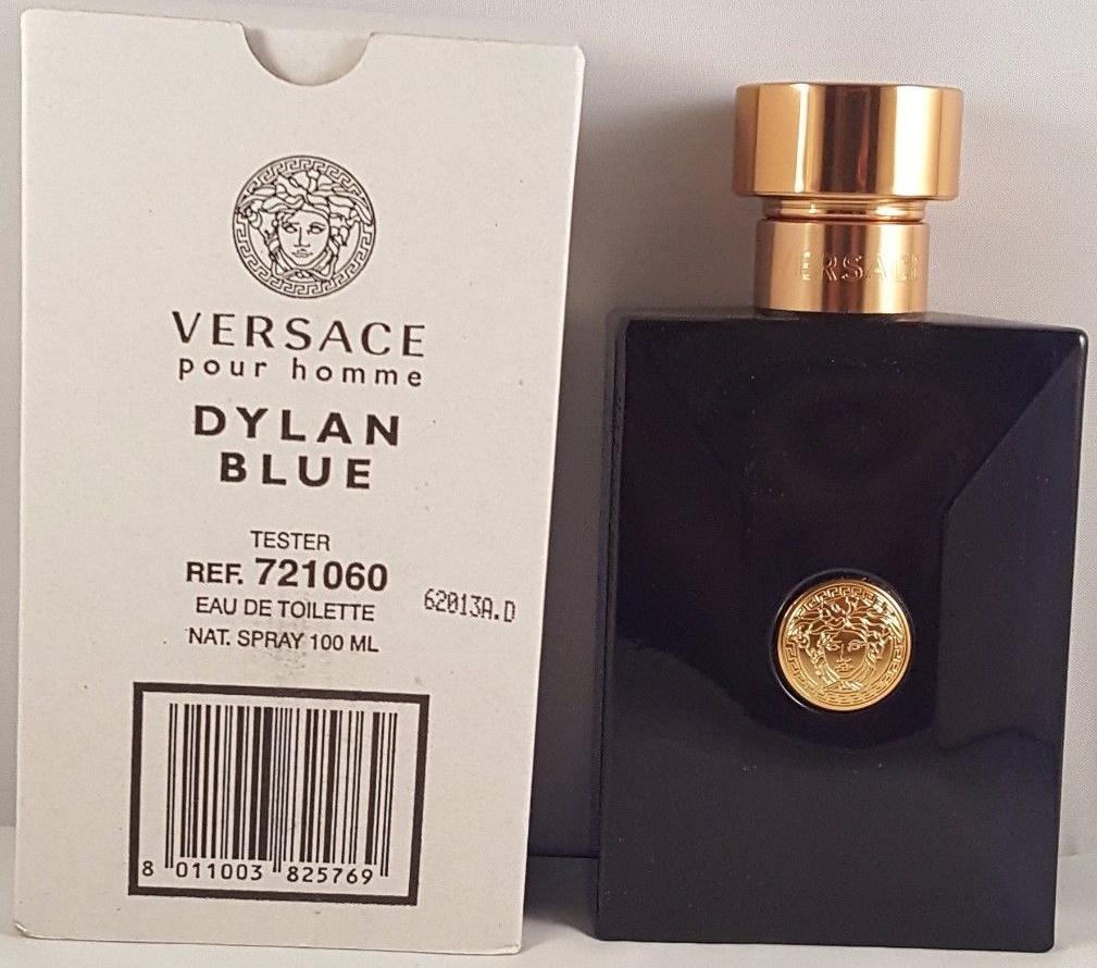 Versace Dylan Blue, 100ml, Toaletní voda - Tester